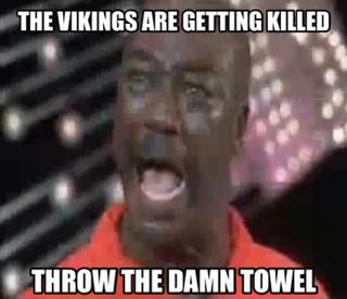 Throw the towel