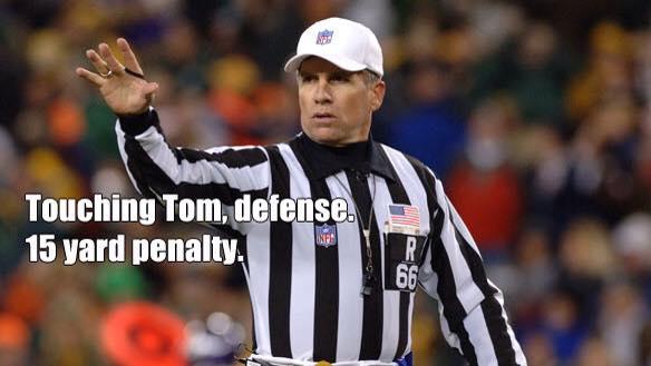 Tom Brady penalty