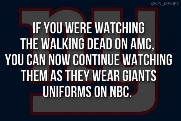 Walking Dead Giants