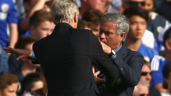 Wenger vs Mourinho