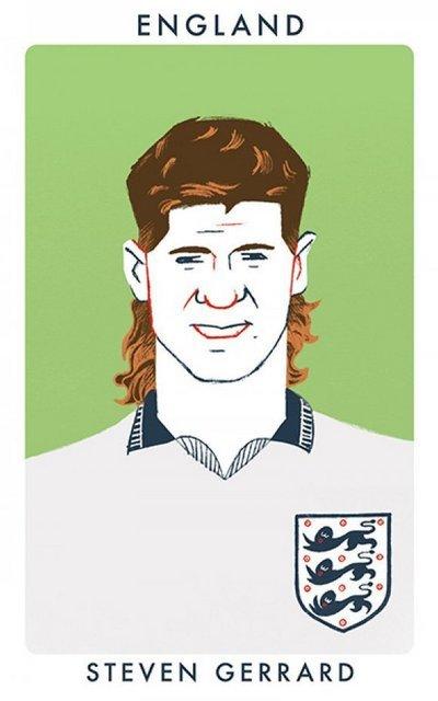 70's Gerrard