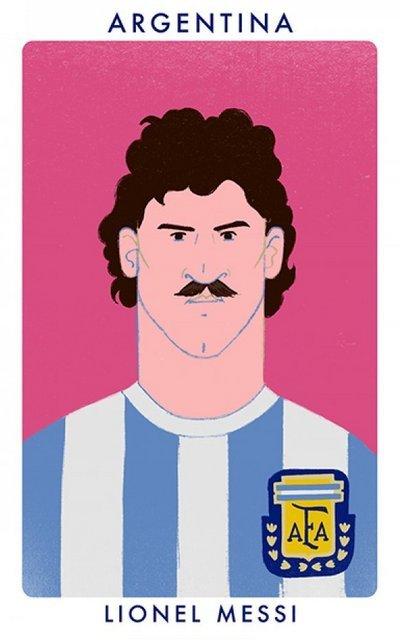 70's Messi
