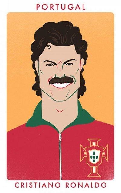 70's Ronaldo