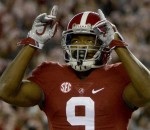 Alabama beat Auburn