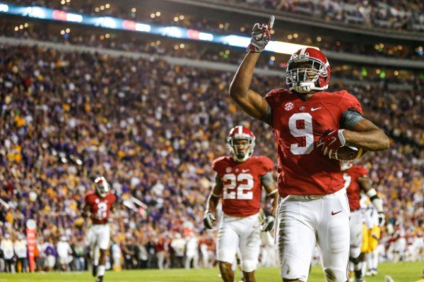 Alabama beat LSU