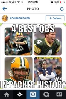 Best QBs in Green Bay history
