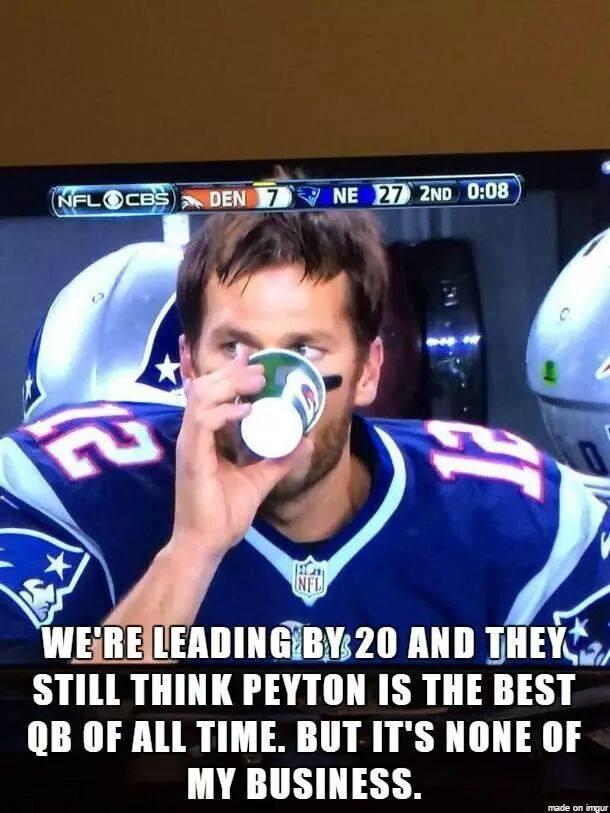 Better than Peyton