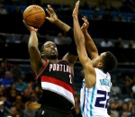 Blazers beat Hornets