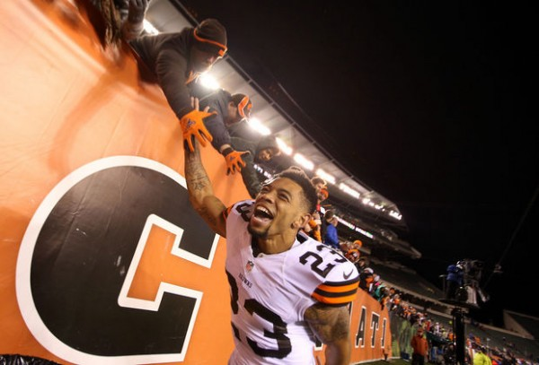 Browns beat Bengals