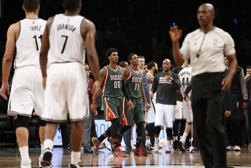 Bucks beat Nets