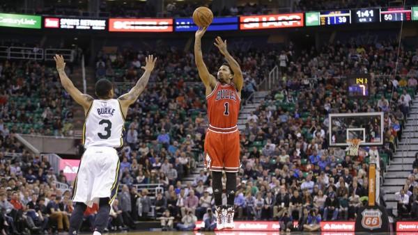 Bulls beat Jazz