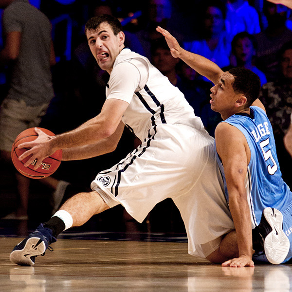 Butler beat North Carolina