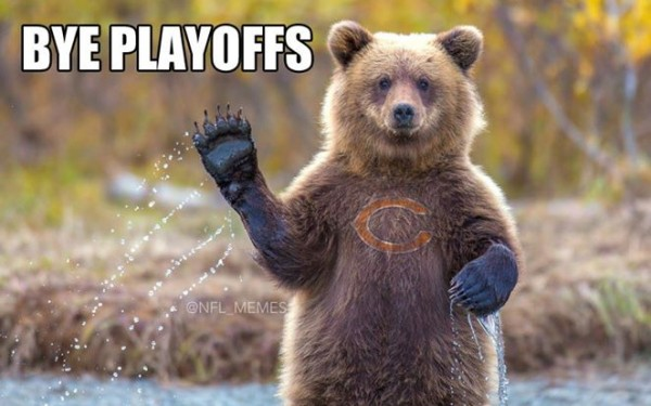 Bye bye playoffs