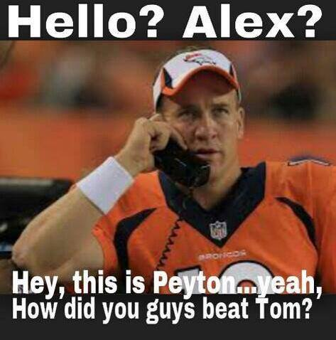 Calling Alex Smith