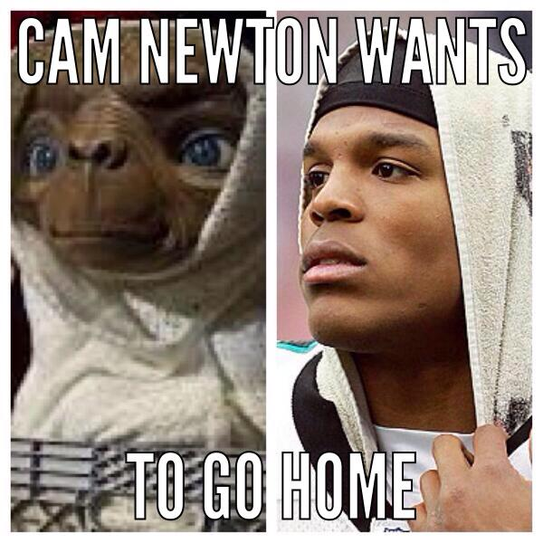 Cam wants to go home