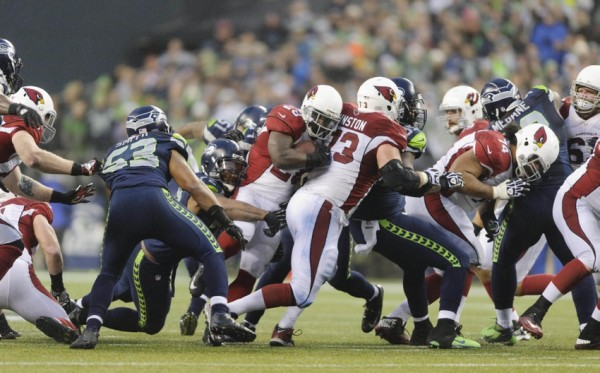 Cardinals vs Seahawks