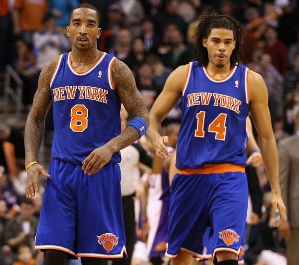 Chris Copeland, J.R. Smith
