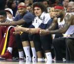 Cleveland bench