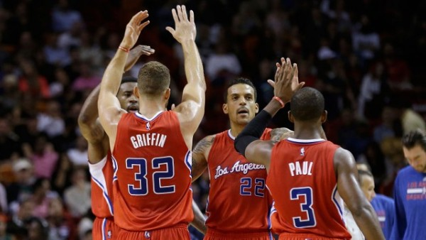 Clippers beat Heat
