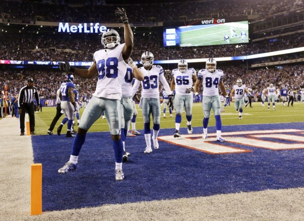 Cowboys beat Giants