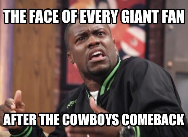 Cowboys comeback