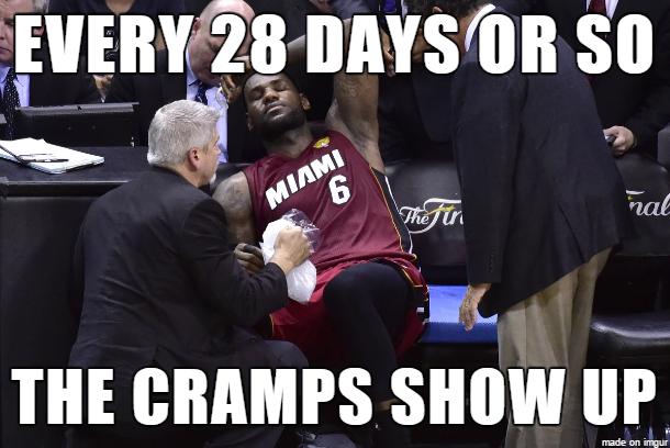 Cramps Meme