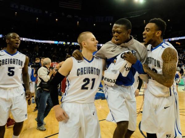 Creighton beat Oklahoma