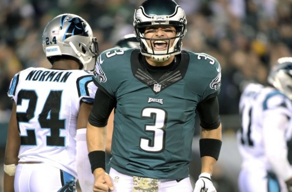 Eagles beat Panthers