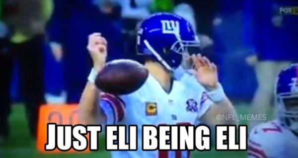 Eli Being Eli