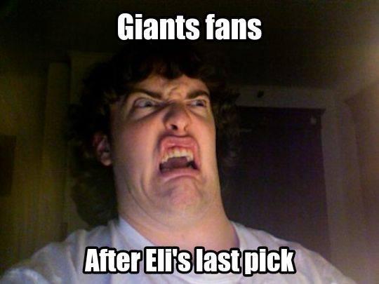 Eli's pick