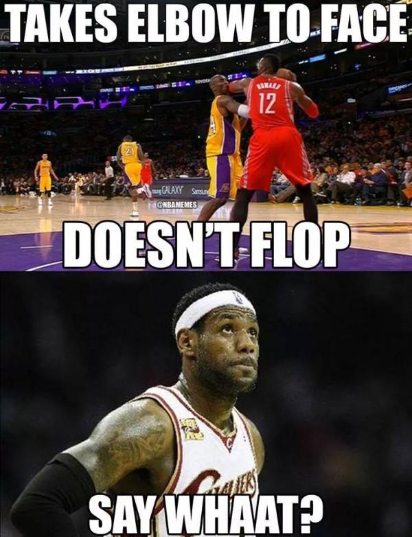 Flop meme