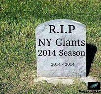 Giants in 2014