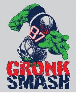 Gronk Smash