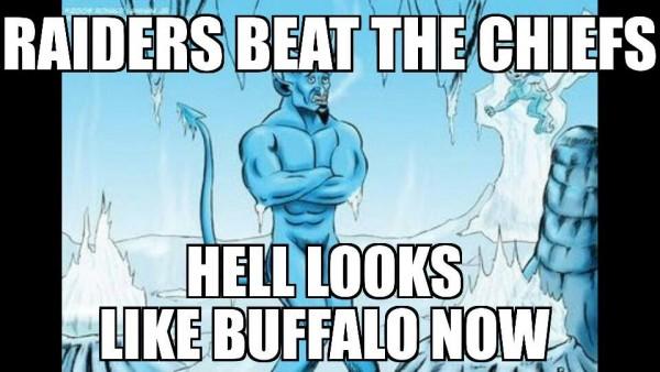 Hell is Buffalo