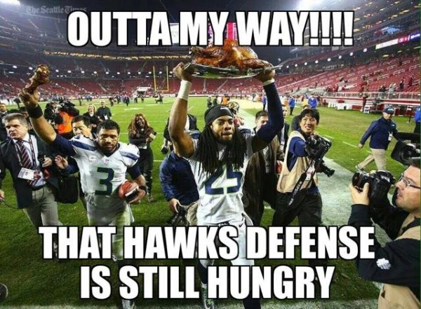 Hungry defense
