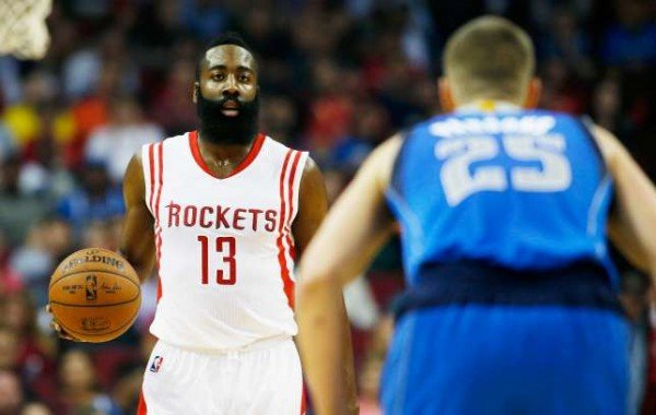 James Harden1 e1416744967773 Houston Rockets   James Harden Can do it On His Own