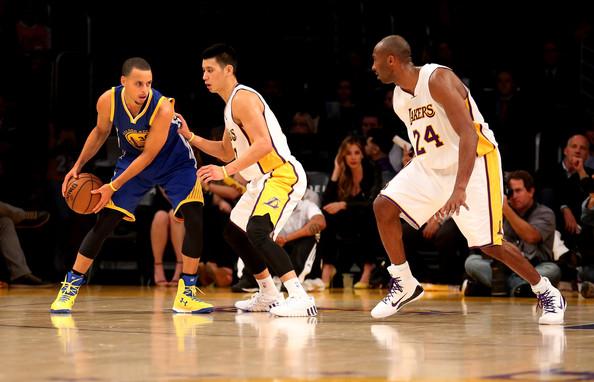 Kobe Bryant, Jeremy Lin