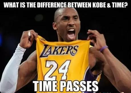 Kobe & Time