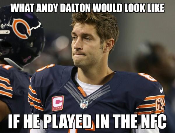 NFC's Dalton