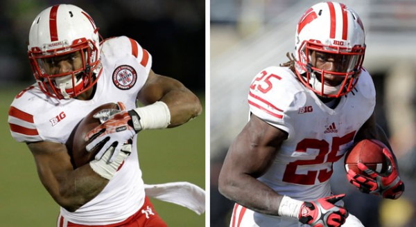 Nebraska vs Wisconsin