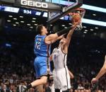 Nets beat Thunder