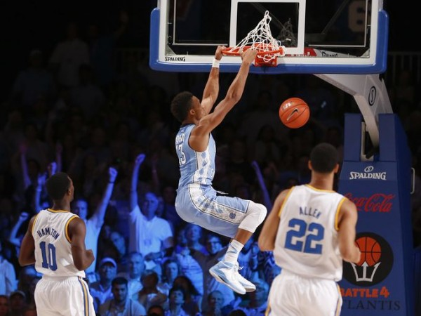North Carolina beat UCLA
