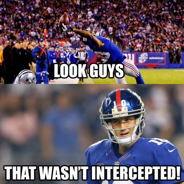 Not intercepted