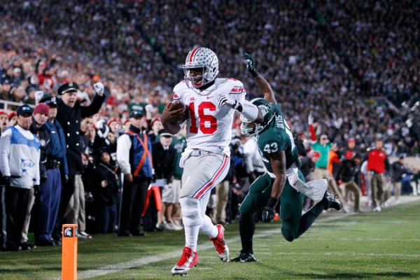 Ohio State beat Michigan State
