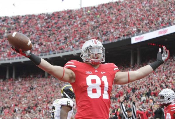 Ohio State beat Michigan