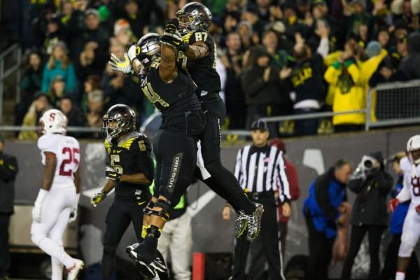 Oregon beat Stanford