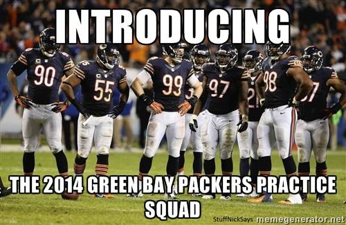 Packers practice squad