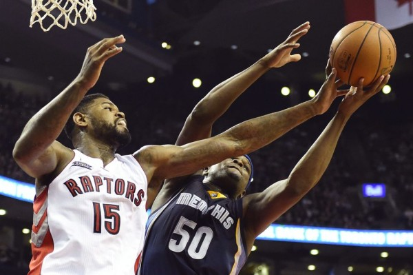 Raptors beat Grizzlies