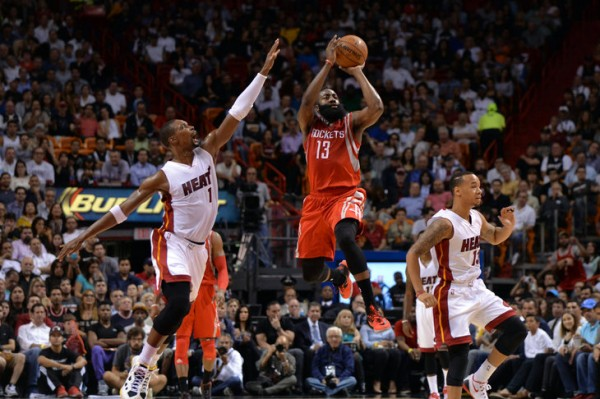 Rockets beat Heat