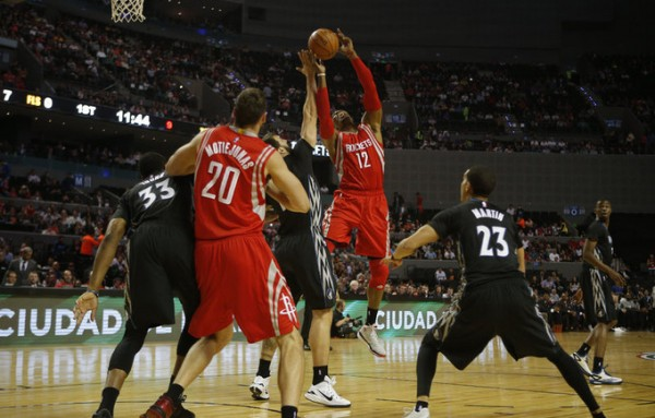Rockets beat Timberwolves